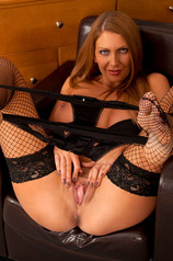 Leigh Darby Mature Stocking