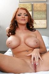 Sweet Redhead Sophie Dee
