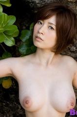 Busty And Bushy Saki Okuda