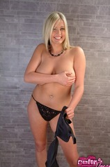 Emily Brady Black Lingerie
