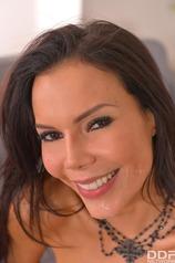 Romantic Hardcore Fuck: Busty Slim Latina?s Pussy Banged