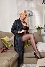 Horny Blonde Lucy Zara