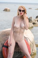 Swedish blonde Helene