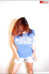 Busty Redhead Monica Mendez