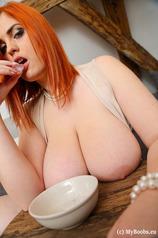 Hot Redhead Alexsis Faye