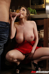 Brooklyn Chase Gets Fucked Hard