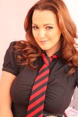 Busty Schoolgirl Jodie Gasson