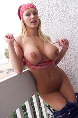 Hot Blonde Pornstar Tanya Danielle