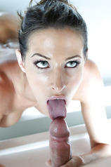 Kortney Kane Gives A Hot Blowjob