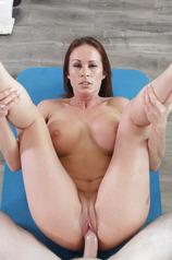 Sabrina Naked Workout