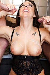 Busty Pornstar Chanel Preston