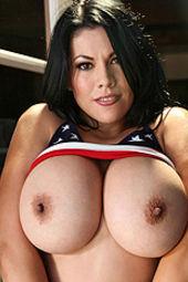 Ana Rica Huge Boobs