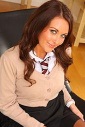 Zoe Alexandra White Shirt