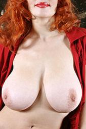Hot Redhead Danielle Riley