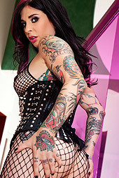 Tattooed Babe