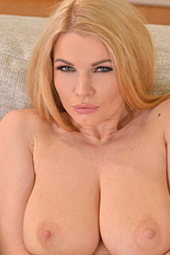 Busty Blonde Tasha Holz