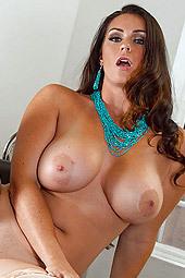 Curvy Secretary Alison Tyler