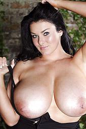 Busty Karla James