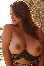 Sexy Redhead Monica Mendez