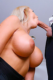 Chantelle Sky Gets Fucked Hard By Her Boss