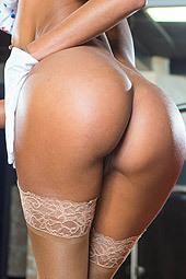 Sexy Stewardess Luna Corazon