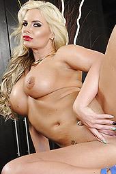 Busty Blonde Pornstar Phoenix Marie