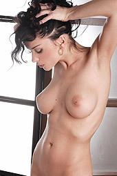 Jenya D Natural Boobs
