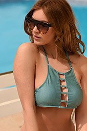 Summer St Claire Hot Striptease