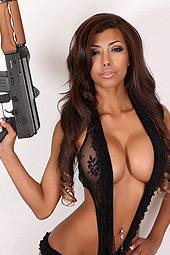 Busty Alluring Vixen Babe Jenna C
