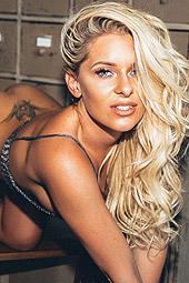Gorgeous Blonde Mikaela Witt