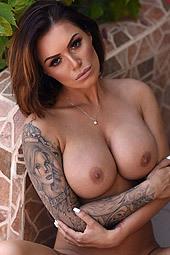 Gemma Massey Massive Tits