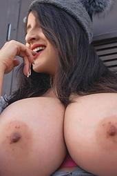 Antonella Kahllo Dangerous Boobs