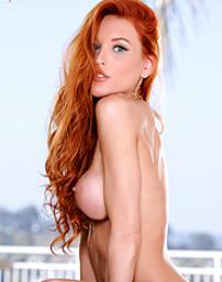 Sexy Redhead Jenny Blighe
