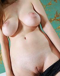 Busty Marta Undressing