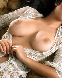 Playboy Justine Greiner