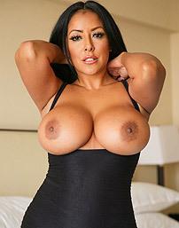 Busty Latina Milf