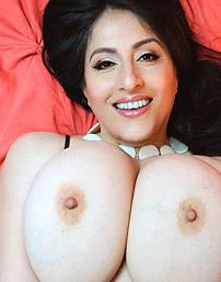Antonella Kahllo Leopard Print Boobs