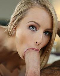 Sexy Teen Slut Scarlett Sage Riding On A Big Dick