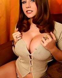 Busty Erica Showing